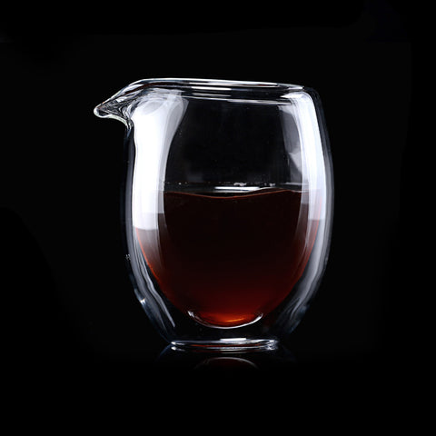 Glass Double Tea Sea 250ml