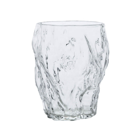 Japanese style tree pattern transparent heat-resistant glass office creative tea cup