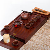Kung Fu Travel Set Home Living Room Portable Outdoor Tour Travel Tea Table Ceramic Gaiwan Fair Cup Teacup Small Set Mobile Tea Set