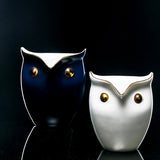 Owl Ceramic Fair Cup Tea Maker Creative Kung Fu Tea Set