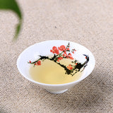 Bamboo Hat Tea Cup