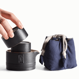 Portable Chinese Gongfu Tea Set - Zen Teaset 150ml
