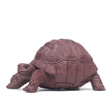 Purple Sand Tea Pet Handmade Turtle Ornaments Boutique Tea Ceremony Accessories Small Toy Tea Tray Ornaments