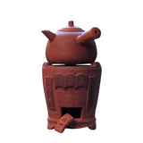 Red mud tea charcoal furnace cook tea maker sanddiao carbon burning stove cooking stove tea Kung Fu tea