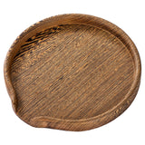 Solid wood bamboo Pu'er tea pry tea tray tea opener tea cake tray tea set accessories tea ceremony dark tea points tea box