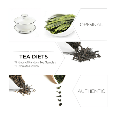 Tea Sample Diets