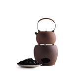 Tiliang Pot Handmade Ore Rock Mud Coarse Pottery Kettle