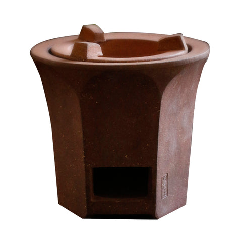 Traditional carbon furnace charcoal stove red mud furnace tea stove charcoal olive tea stove home boiling water stove