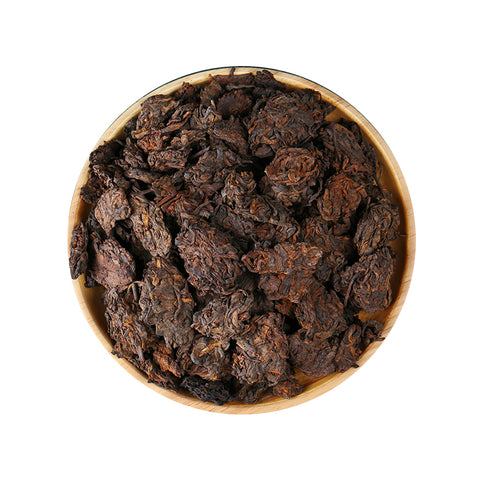 2005 Y Yunnan Menghai Old Puerh Tea Head
