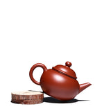 Yixing Zisha Pot Original Mine Dahongpao Pure Handmade Horizontal Teapot
