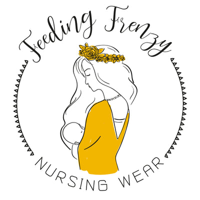 Feeding Frenzy Nursing Wear