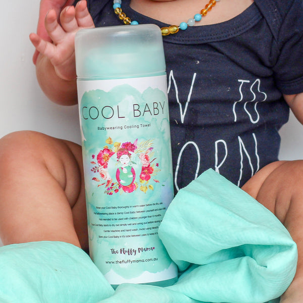 Cooling Baby Towel