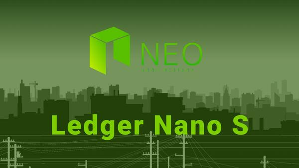 Use NEO on a Ledger wallet in Six Simple Steps