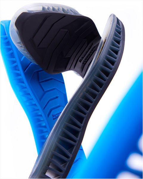 Clergerie x Michelin: the sole