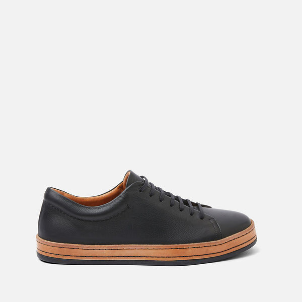 ANGIE SNEAKERS, BLACK