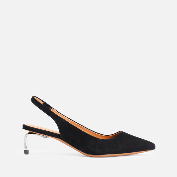 MAELLE PUMPS, BLACK - Clergerie Paris