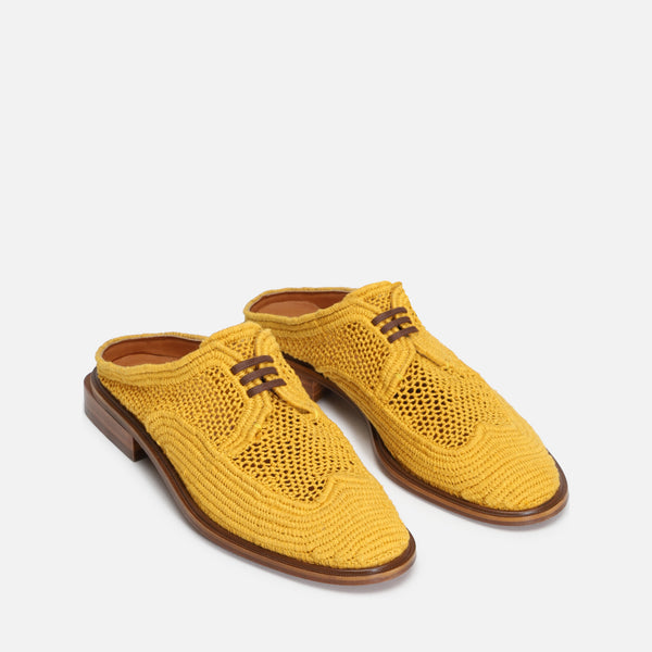 JUNE MULES, YELLOW