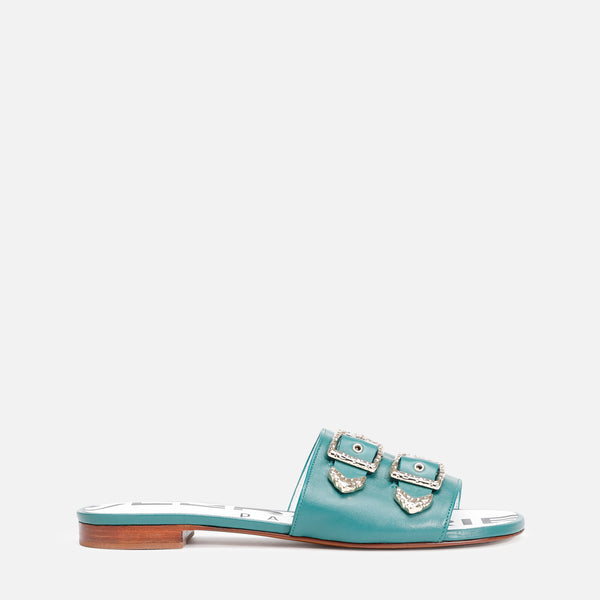 KID MULES, GREEN