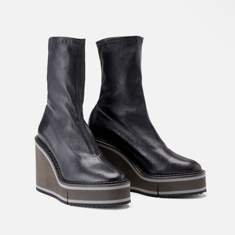 ANKLE BOOTS BLISS, BLACK