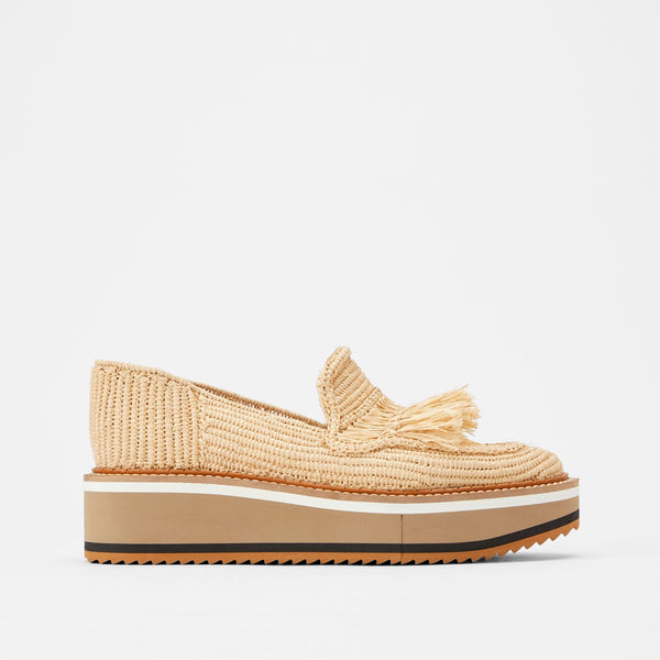LOAFERS BAO, NATURAL