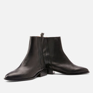 ANKLE BOOTS XAB, BLACK