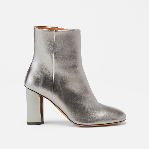 ANKLE BOOTS JUDIE, SILVER