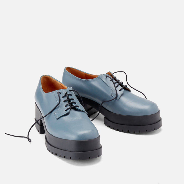 DERBIES WONNIE, BLUE