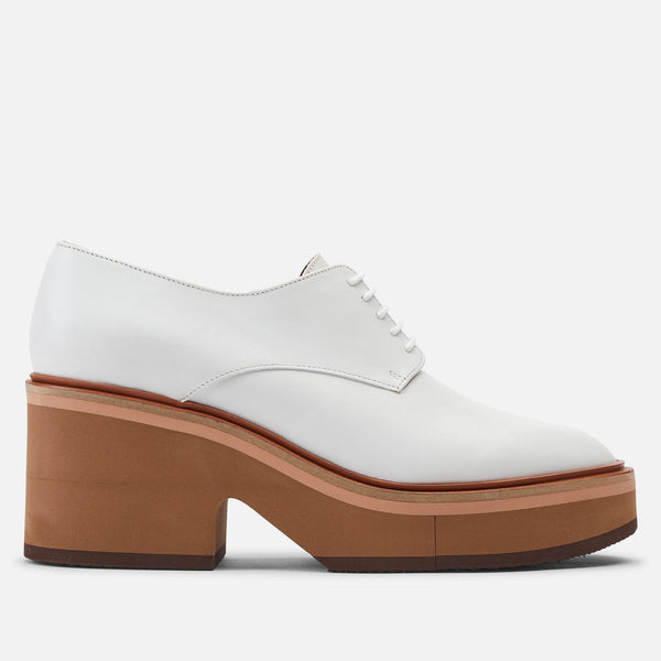 DERBIES AGATHE, WHITE