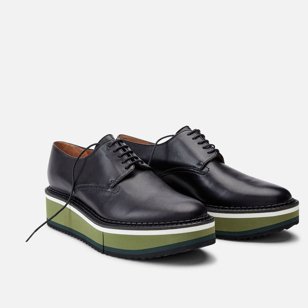 DERBIES BROOK, BLACK & GREEN