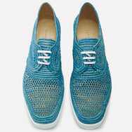 DERBIES LISA, LIGHT BLUE