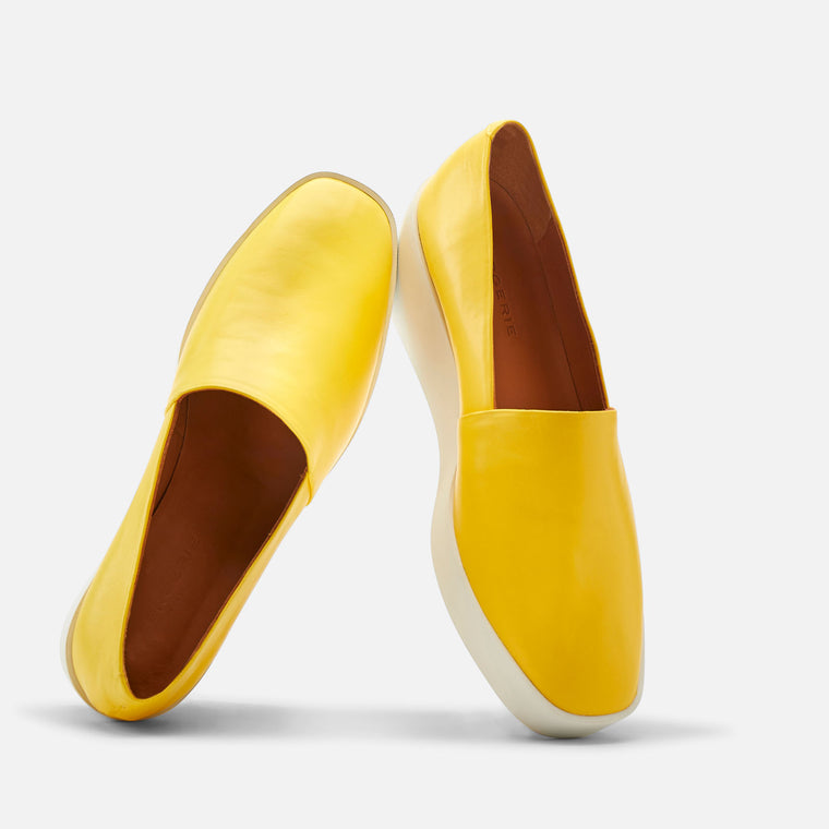 LOAFERS LARA, YELLOW