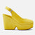 dylan5 pumps yellow