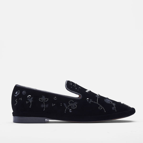 LOAFERS OLIA, BLACK