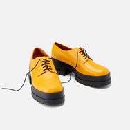 DERBIES WONNIE, YELLOW