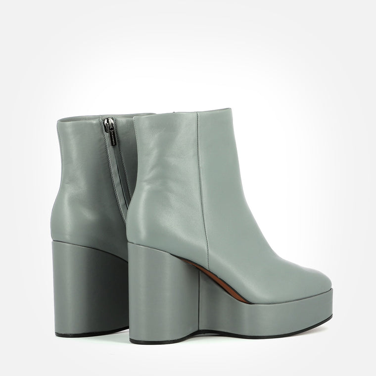 ANKLE BOOTS BELEN, GREY