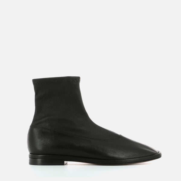 ANKLE BOOTS OLIVIA, BLACK