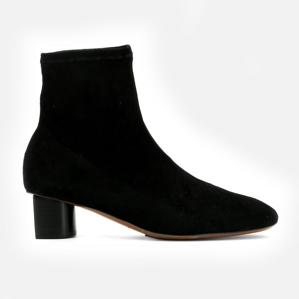 ANKLE BOOTS POLLIE, BLACK