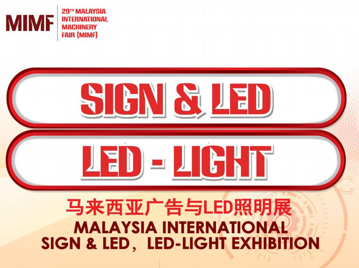 MALAYSIA INTERNATIONAL SIGN&LED, LED-LIGHT EXHIBITION