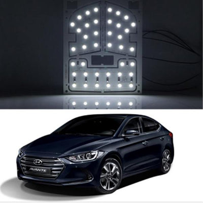 Hyundai Custom interior LED light