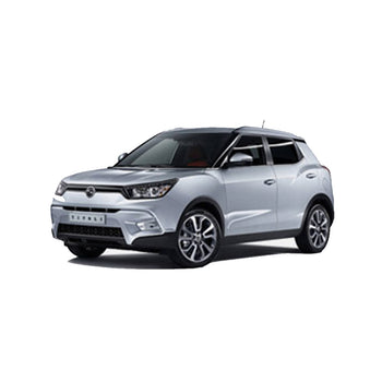 SsangYong Tivoli Exact Fit 5050 LED Front Rear Exclusive Interior Light Package - KoreaAutoAccessory