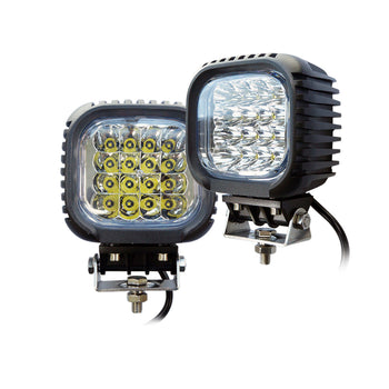 12V-24V Mprobeam 48W LED Work Light IP67 - KoreaAutoAccessory