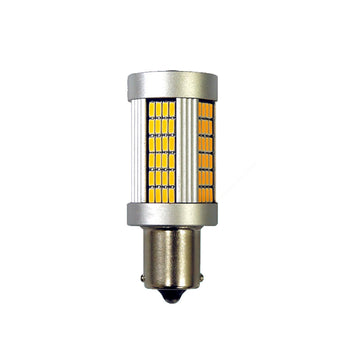 12V Mprobeam Ba15S 1156 BaU15S 4014 135 SMD Error Free LED Turn Signal Light - KoreaAutoAccessory