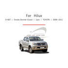1pc Toyota Fit Hilux Bonnet Guard Molding Trim - KoreaAutoAccessory