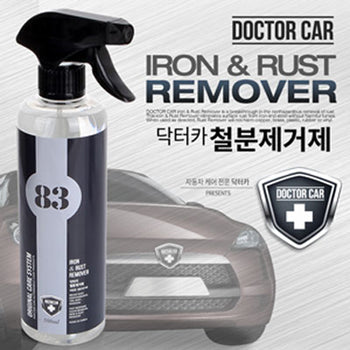 500ml Car Iron & Rust Remover Paint Surface Cleaner
