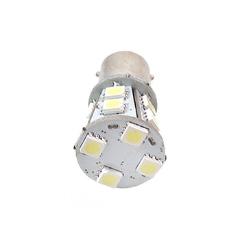 12V/24V Ba15S 1156 Ba15D 1142 14 SMD 5050 LED Replacement Light Bulbs - KoreaAutoAccessory