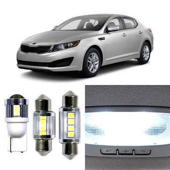 Kia Optima Interior LED Light - KoreaAutoAccessory