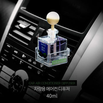 Car Home Hanging Air Freshener Perfume Diffuser Fragrance Oil