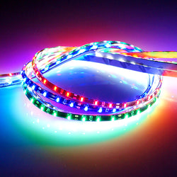 12V 5M LED Flexible Strip Light 3014 Slim Waterproof - KoreaAutoAccessory