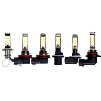 12V-24V Mprobeam V3 LED Fog Light Conversion Kit H3 H8 H11 880 881 9006 6000K 18W COB Chip - KoreaAutoAccessory