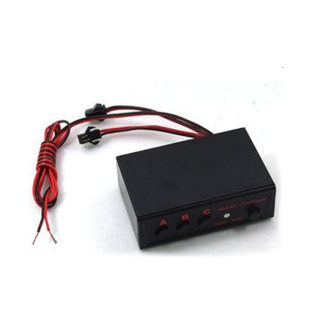 12V/24V LED Strobe Flash Module Controller Box - KoreaAutoAccessory